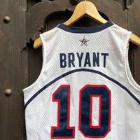 NIKE USA BASKETBALL/ナイキ アメリカ代表 バスケットタンクトップ BRYANT 10 2000年代 (USED)