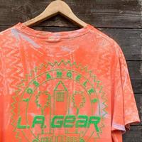 LA GEAR/エルエーギア- ロゴTシャツ 90年代 Made In USA (USED)