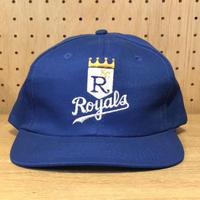 MLB ROYALS/メジャーリーグ ロイヤルズ ロゴキャップ 90年代 (DEADSTOCK)