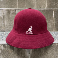 KANGOL/カンゴール WOOL CASUAL ハット 90年代 Made In ENGLAND (DEADSTOCK)