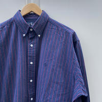 Polo Ralph Lauren/ポロラルフローレン ボタンダウンストライプシャツ 90年代 (USED)