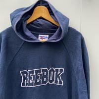 REEBOK/リーボック ビッグロゴフードスウェット 90年代 (USED)