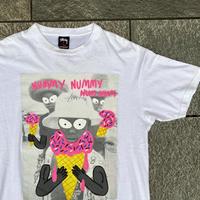 STUSSY/ステューシー TODD JAMES コラボTシャツ 2000年代 (USED)
