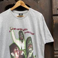 STUSSY A TRIBE CALLED QUEST/ステューシー アトライブコールドクエスト ツアーTシャツ 2010年代 (USED)