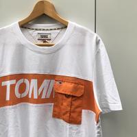 TOMMY JEANS /トミージーンズ ポケットTシャツ 2020年SS (NEW)