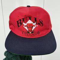 NBA CHICAGO BULLS/ シカゴブルズ キャップ  90年代 (USED)