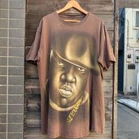 BROOKLYN MINT/ブルックリンミント NOTORIOUS B.I.GプリントTシャツ 90年代 (USED)