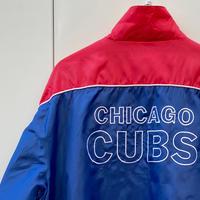 MLB CHICAGO CUBS/シカゴカブス ウィンドブレーカージャケット 2000年前後 (DEADSTOCK)
