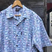 CROSSS COLOURS/クロスカラーズ 柄半袖シャツ 90年代 (USED)