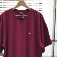 NIKE/ナイキ スウォッシュロゴTシャツ 2000年前後 (USED)