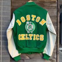 ChalkLine/チョークライン NBA CELTICS スタジャン 80年代 Made In USA (DEADSTOCK)