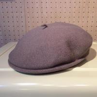 KANGOL/カンゴール つば付きウール ベレー帽(USED)