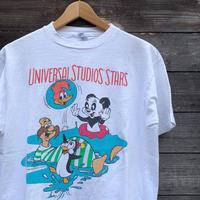 UNIVERSAL STUDIO/ユニバーサルスタジオ Tシャツ 89年 Made In USA (USED)