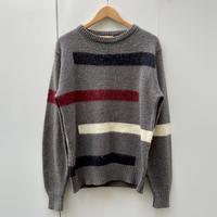 ADAM SLOANE/アダムスローン モヘア混セーター 90年代 (USED)