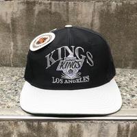 Signature NHL KINGS/シグネチャー NHL キングス キャップ 90年代  (DEADSTOCK)