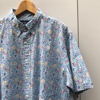 PoloRalphRauren/ポロラルフローレン コットン花柄シャツ 2000年前後 (USED)