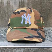MLB YANKEES/キャップ ヤンキース キャップ 2000年代 (USED)