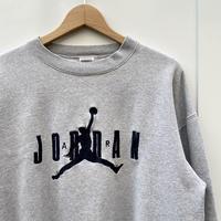 NIKE JORDAN/ナイキ ジョーダン ロゴスウェット 90年代 (USED)