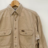 CARHARTT/カーハート ワークシャツ 2000年前後 Made In USA (USED)