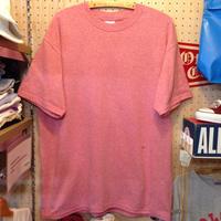 anvil/アンビル 無地Tシャツ made in USA 杢レッド(melangered)  DEADSTOCK