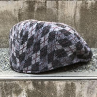 KANGOL/カンゴール GALWAY INTALSIA ハンチング 90年代 Made In ENGLAND (DEADSTOCK?)