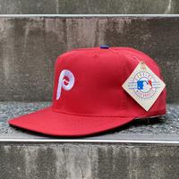 MLB PHILADELPHIA PHILLIES/フィラデルフィア フィリーズ キャップ 90年代 (DEADSTOCK)