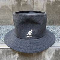 KANGOL/カンゴール LIDO PLAIN HAT 90年代 Made In ENGLAND (USED)