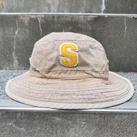 STUSSY/ステューシー ロゴバケットハット 90年代 (USED)