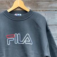 FILA/フィラ ロゴスウェット 90年代 (USED)