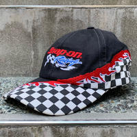 SNAP-ON RACING/スナップオンレーシング キャップ  2000年前後 (USED)