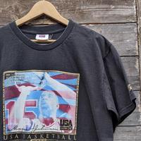 NIKE USA DREAMTEAM/ナイキ アメリカドリームチーム Tシャツ 2000年前後 (USED)