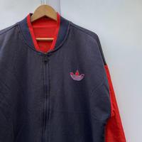 adidas/アディダス  リバーシブルスウェットジャケット 90年代 (USED)