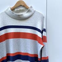 LL BEAN/エルエルビーン タートルネックロングスリーブTシャツ 90年代 Made In USA (USED)
