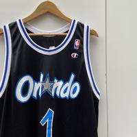 Champion/チャンピオン NBA バスケットタンクトップ  Orland Magic 1HARDAWAY 90年代 Made In USA (USED)