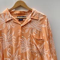 PoloRalphRauren/ポロラルフローレン レーヨンアロハシャツ 2000年前後 (USED)