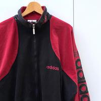 adidas/アディダス ビッグロゴベロアトラックジャケット 90年代 (USED)