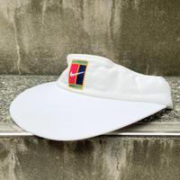 NIKE TENNIS/ナイキテニス サンバイザー 90年代 Made In USA (DEADSTOCK)