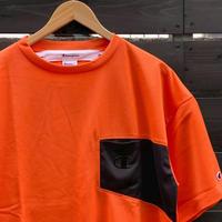 Champion/チャンピオン カラーブロックポケットTシャツ  (NEW)