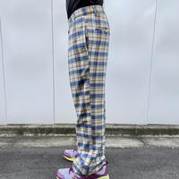Polo Ralph Lauren/ポロラルフローレン マドラスチェックトラウザー 90年代 (USED)