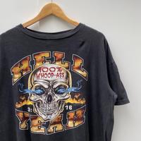 HELL YEAH/スカル Tシャツ 90年代 (USED)