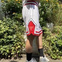 NBA BULLS/シカゴブルズ バスケットショートパンツ 90年代 (USED)