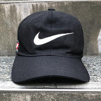 NIKE/ナイキ スナップバックキャップ 90年代 Made In USA (USED)