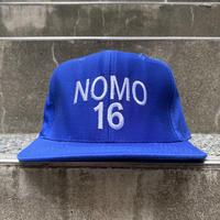 NOMO 16/野茂16 キャップ 90年代 (DEADSTOCK)
