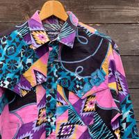 Wrangler/ラングラー カウボーイシャツ 90年代 (USED)