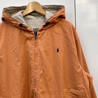 Polo Ralph Lauren/ポロラルフローレン リバーシブルフードジャケット 90年代 (USED)