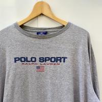 POLOSPORT/ポロスポーツ ロゴロンT 90年代 (USED)
