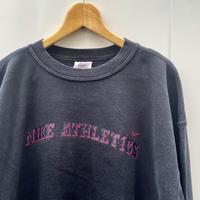 NIKE/ナイキ NIKE ATHLETICSロゴ スウェット 90年代 Made In USA (USED)