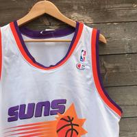 Champion/チャンピオン バスケットタンクトップ SUNS 3490年代  Made In USA (USED)