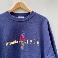 ATLANTA OLYMPIC/アトランタオリンピック スウェット 96年 Made In USA (USED)