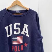 Polo Ralph Lauren/ポロラルフローレン スウェット 90年代 (USED)
